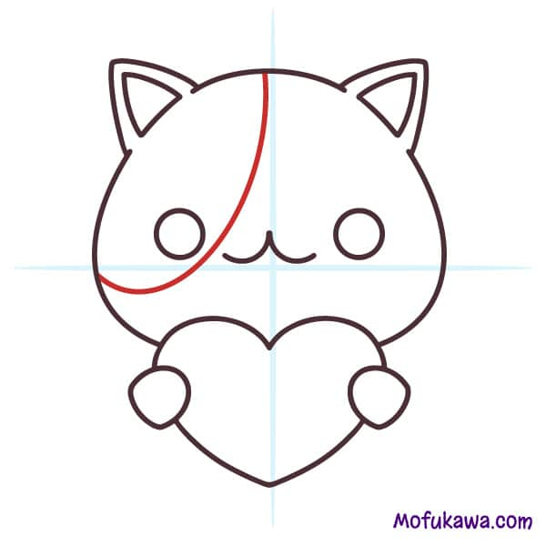 cutecatwithheart-step8