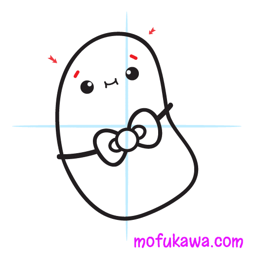 How To Draw Kawaii Potato Step 10