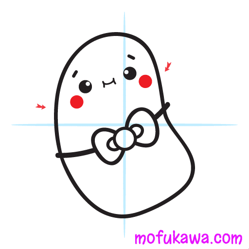 How To Draw Kawaii Potato Step 11