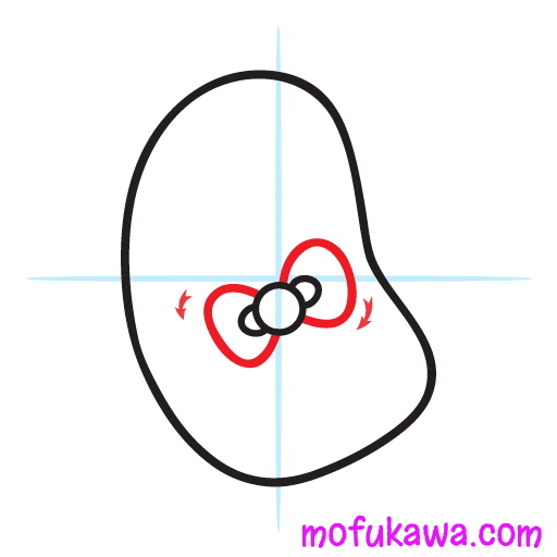 How To Draw Kawaii Potato Step 5