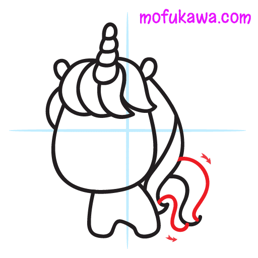 howtodrawunicorn-step10