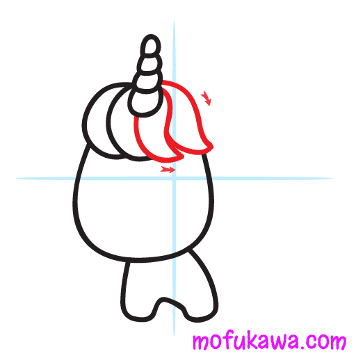 howtodrawunicorn-step5