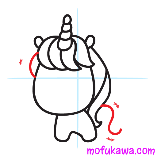 howtodrawunicorn-step9