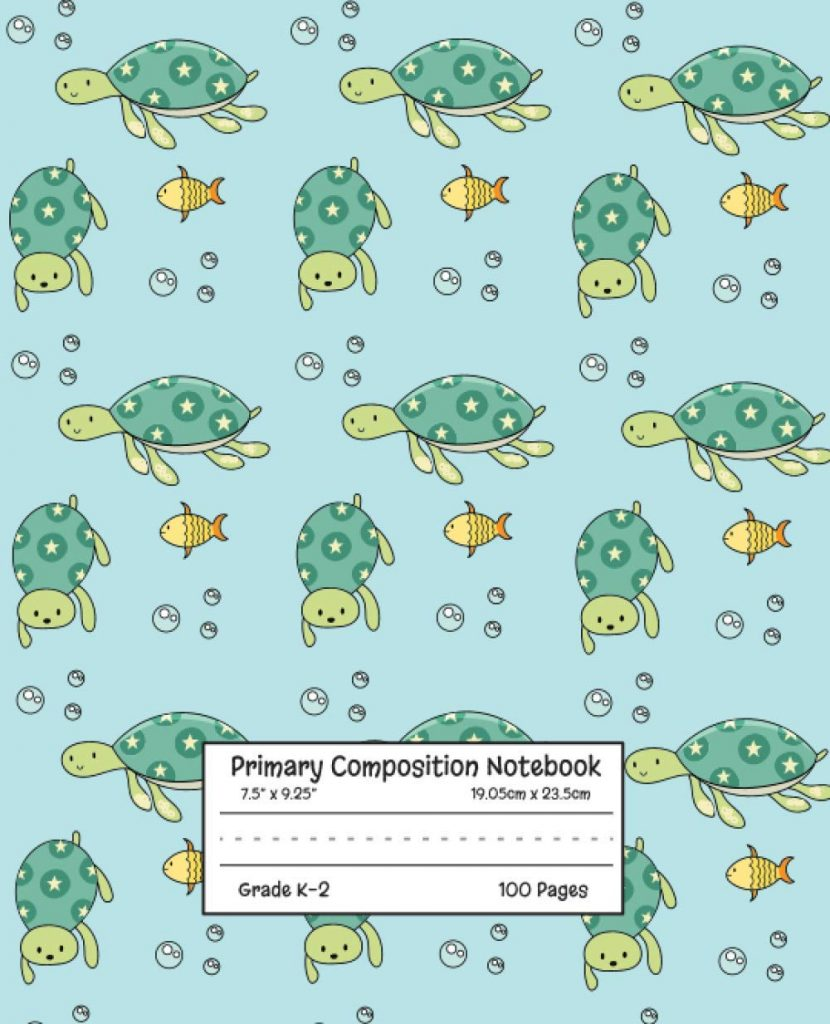 primary-composition-turtle
