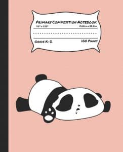 Tired Panda Book Cover