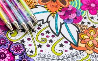 The 13 Best Gel Pens for Coloring Books For 2021