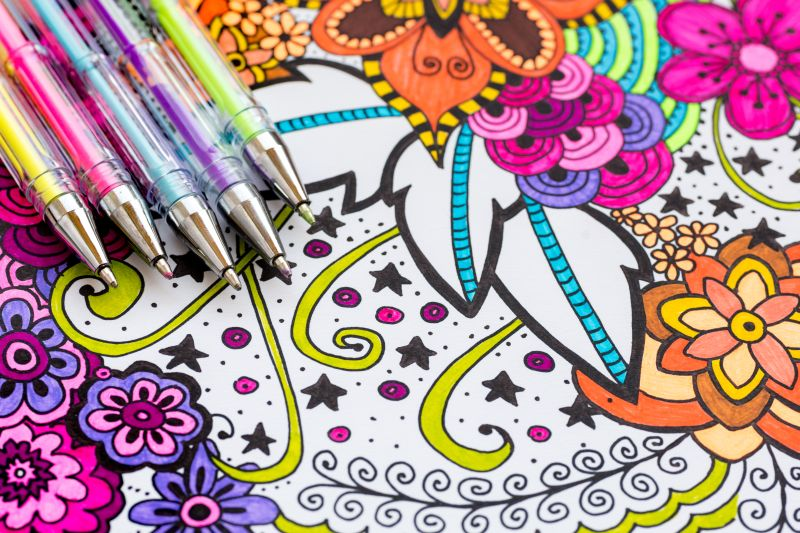 The 13 Best Gel Pens For Coloring Books For 2021 - For 2021