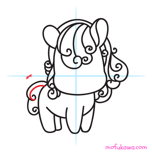 howtodrawahorse-step16