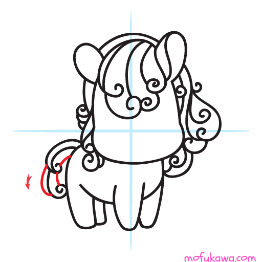 howtodrawahorse-step17