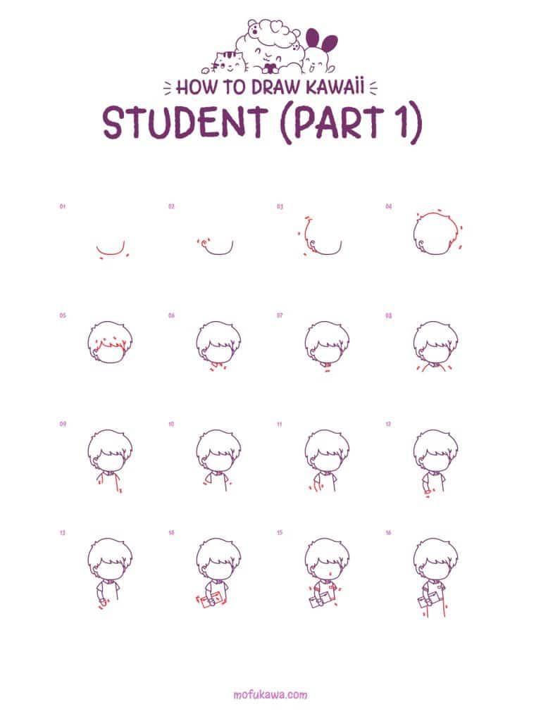 howtodrawastudent-stepbystep-part1