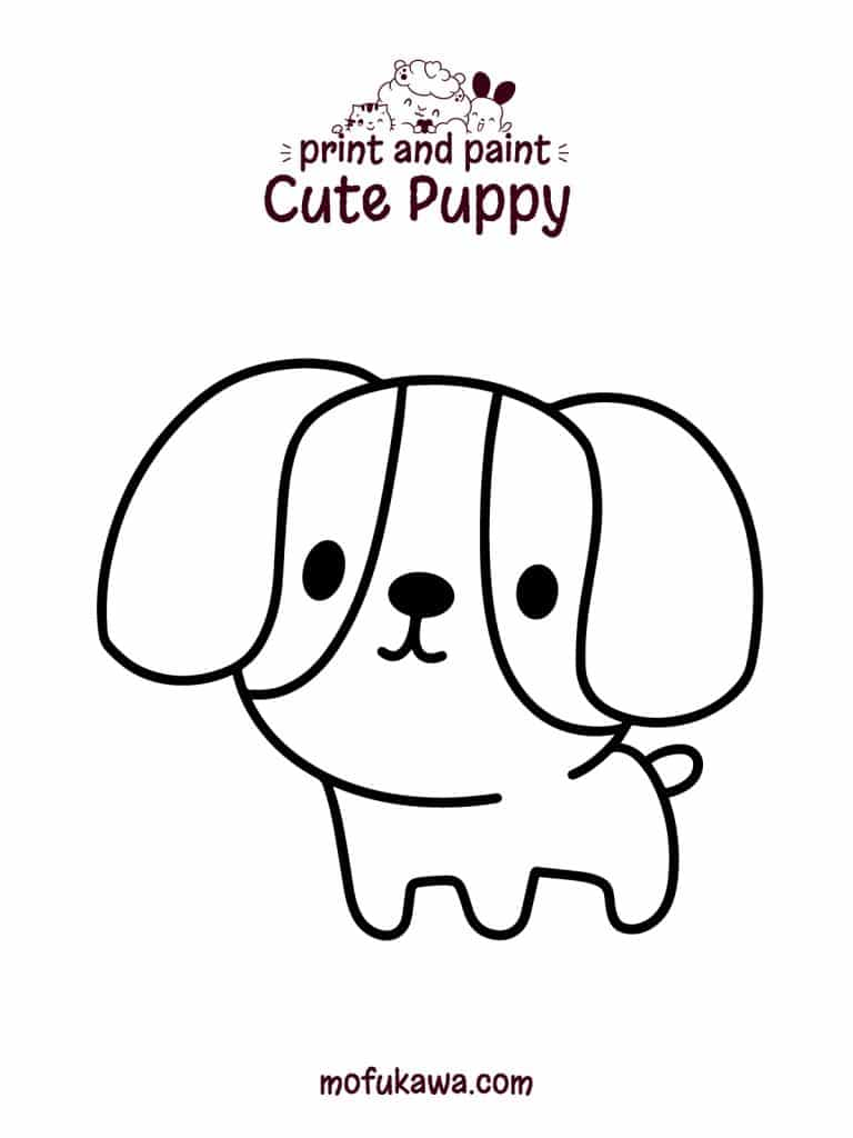 cute-puppy-coloring-page