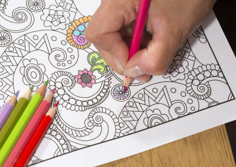 best colored pencils for adult coloring books