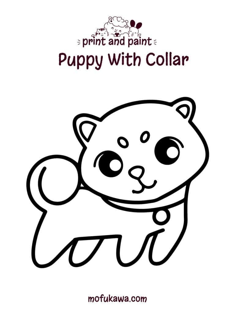 puppy-coloring-page-collar