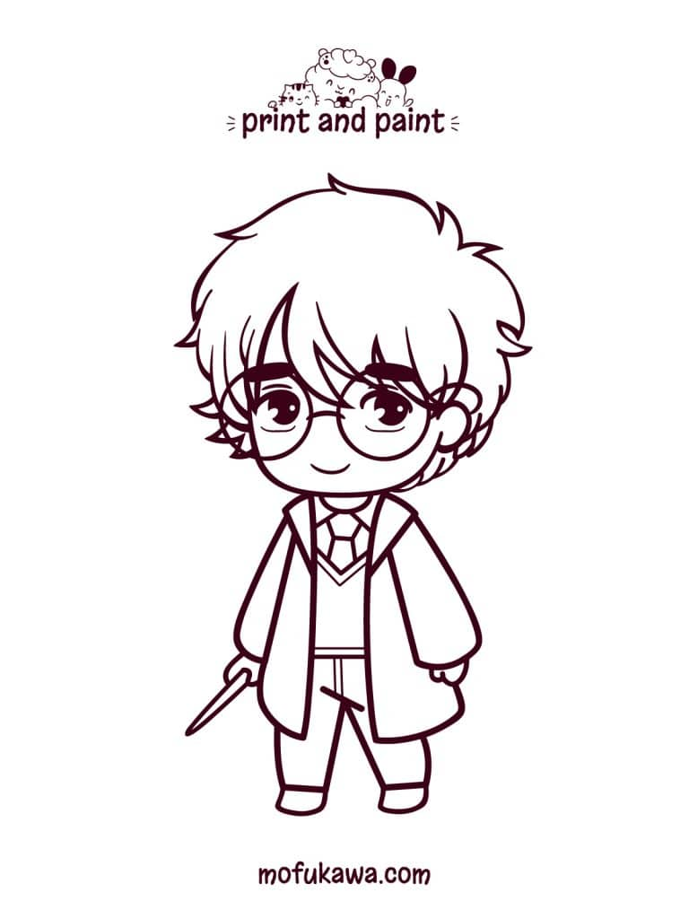 harry-potter-coloring-page