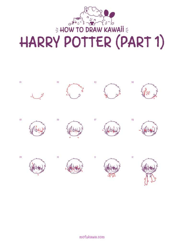 howtodraw-harry-potter-part1