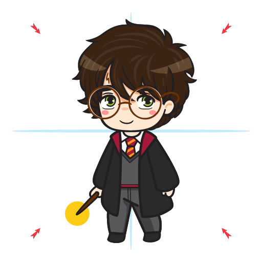 howtodraw-harry-potter-step24