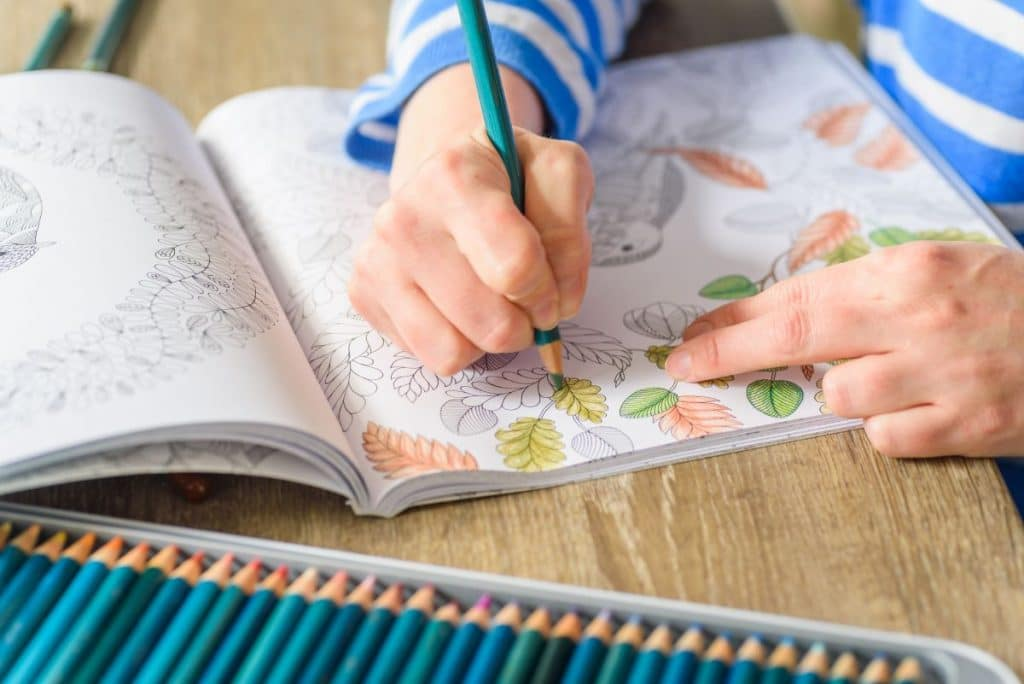 best adult coloring books - header image